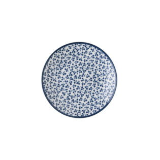 Laura Ashley-Blueprint Πιατάκι Petit Four 12cm Floris