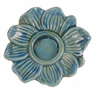 Λουλούδι διακοσμητικό κεραμικό