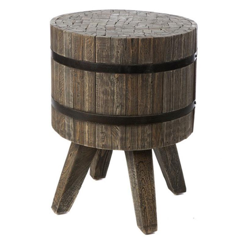 Σκαμπώ ξύλινο με 4 πόδια