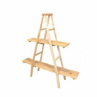 Ραφιέρα ξύλινη