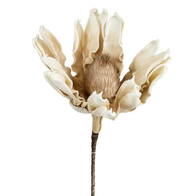 Λουλούδι τεχνητό καφέ