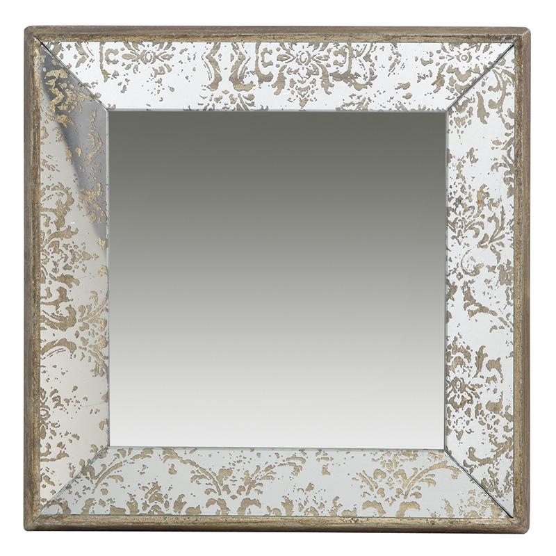 """Καθρέπτης τοίχου τετράγωνος """"Dorothea"""""""