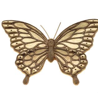 Πεταλούδα πολυεστερική 24.5x3.5x18.5cm