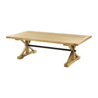 Τραπέζι σαλονιού από ξύλο μασίφ