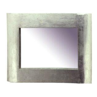 Καθρέπτης ασημί 59Χ50-Καθρέφτης