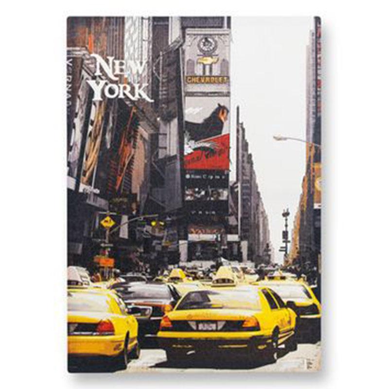 """Πίνακας """"Traffic in NYC"""""""