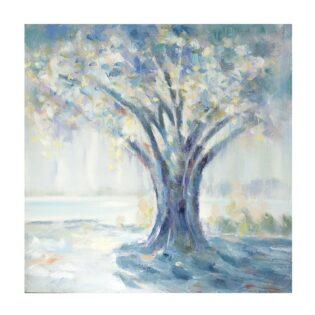 """Ελαιογραφία """"Δέντρο"""""""