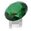 Διαμάντι διακοσμητικό με βάση