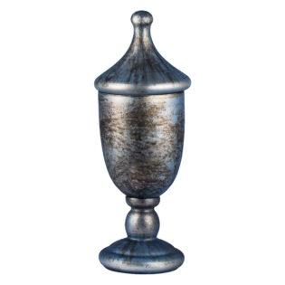 """Δοχείο διακοσμητικό με καπάκι """"Trophy"""""""