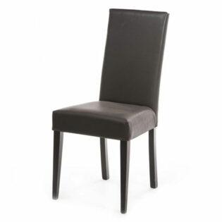 """Καρέκλα φαγητού δερμάτινη """"Οthon"""""""