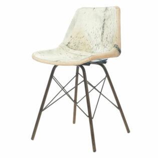 Καρέκλα δερμάτινη