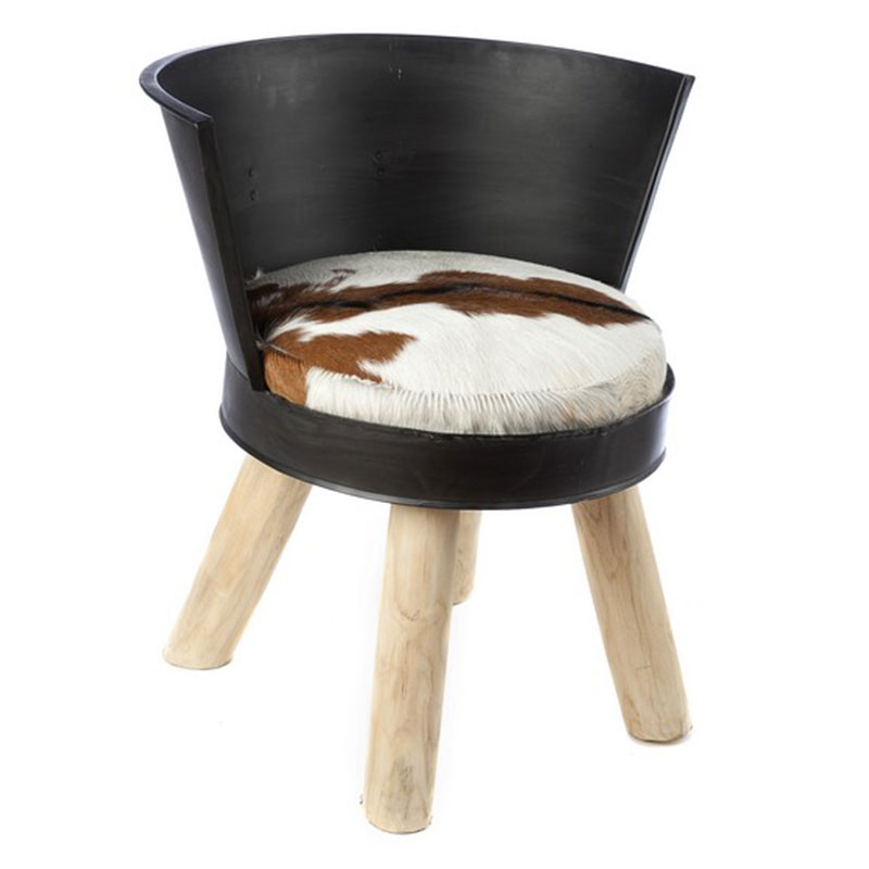 """Καρέκλα-σκαμπώ """"Mona Galvani"""""""