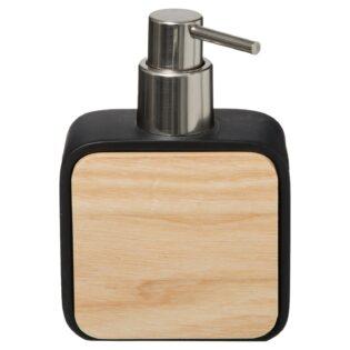 Dispenser tribecart ΚΕΡΑΜΙΚΟ/bamboo ΜΑΥΡΟ/natural