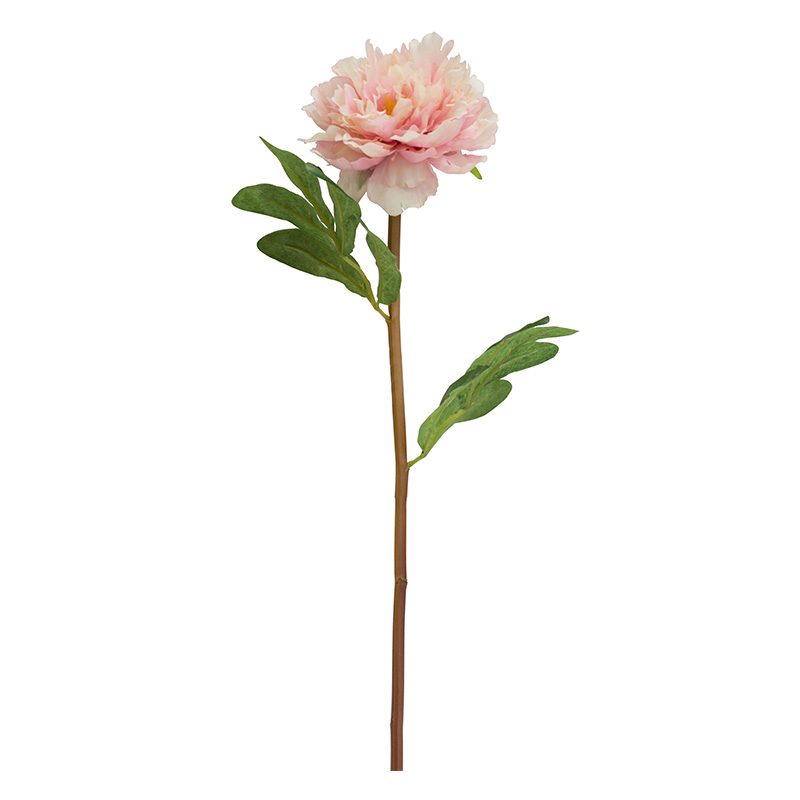 Τεχνητό κλωνάρι παιώνια ροζ