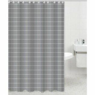 Κουρτίνα μπάνιου πολυεστερική 180x180cm